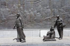 中华巴洛克雕塑回家