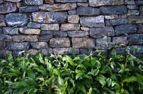 堆砌的石头
