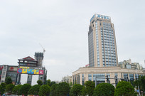 湖城雅天大酒店大楼