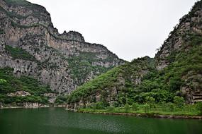 美丽山水风景摄影