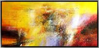 抽象装饰画