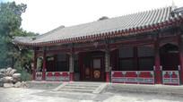 古代建筑入口