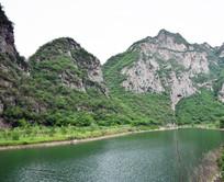 美丽的山水景观摄影