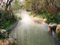 人工河流景观设计