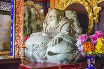 玉佛寺弥勒佛玉雕