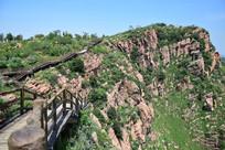 万安山山顶公园风景
