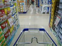 财物车和超市布置