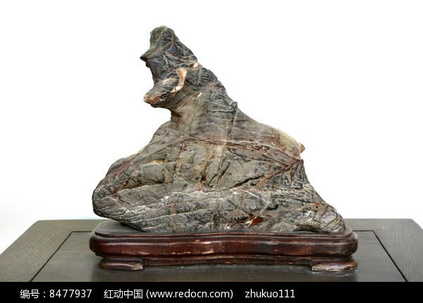 奇石造型摆件图片