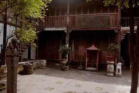 凤凰古城房屋