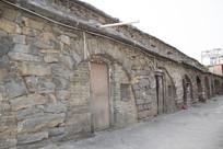 拱券石屋老建筑图片