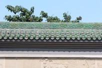 绿色琉璃瓦