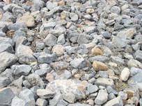石头堆创意背景图