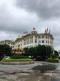 豪华欧式酒店