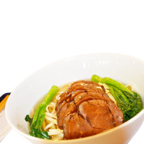 青菜牛肉拉面