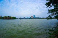 惠州西湖城市建筑景观