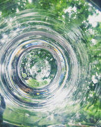 玻璃杯里的世界