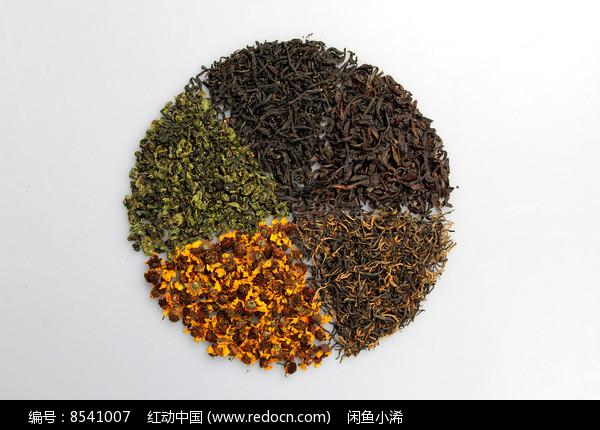 茶干组合图片