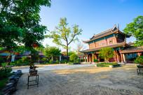 惠州丰湖书院的藏书阁建筑