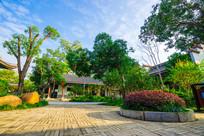 惠州丰湖书院内园林