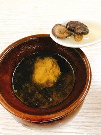 小鸡炖蘑菇汤