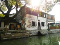 古典江南水乡古建筑风景