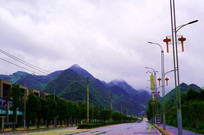 乌蒙山的公路