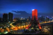 成都-欧洲中心大厦