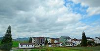 现代农村建设景观