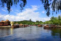 西湖景观旅游摄影