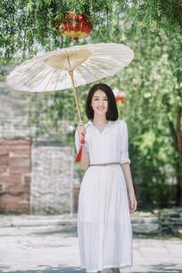中国风美女
