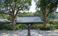 国清寺风景摄影