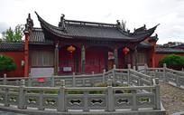 孔庙古建筑景观