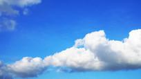 蓝天白云素材