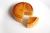 中秋节单个月饼
