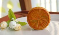 中秋节日月饼