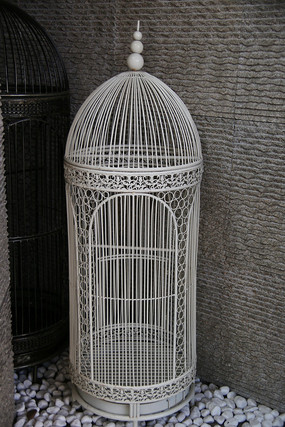 铁艺鸟笼子