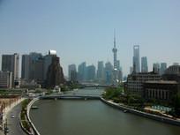 上海建筑景色