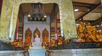 寺院罗汉堂景观