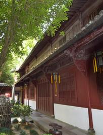 土木古建筑寺庙景观