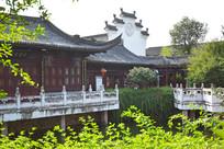 济公故居园林景观