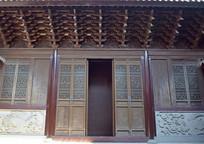 土木老建筑摄影图