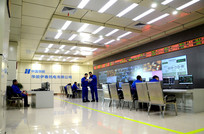 发电厂控制室