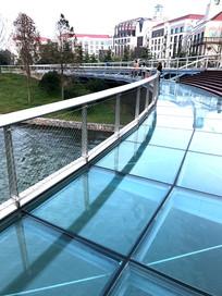 玻璃透明桥