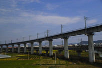 田野高铁线路