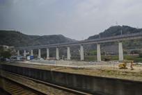 铁路高铁隧道