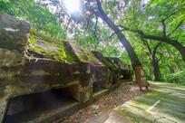 东征时期的碉堡