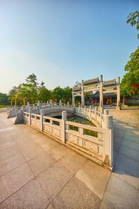 惠州丰湖书院侧面