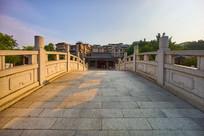 惠州丰湖书院的桥