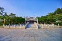 惠州丰湖书院广场
