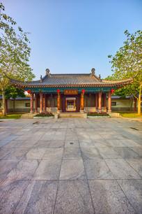 惠州丰湖书院正门